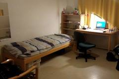 Annetaan vuokralle: For Rent furnished room in a 3-shared HOAS apart. for April