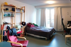 Annetaan vuokralle: Partly furnished Studio Apartment at Otaranta 8 for summer