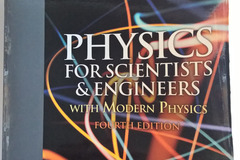 Myydään: Physics for scientists & engineers with modern physics