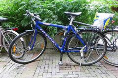 Myydään: Käytetty mitesten pyörä / Used bicycle for men