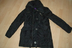 Myydään: Female Autumn Coat by Only, very good condition size 38