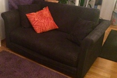 Myydään: 2 seater Sofa-bed 150x80 with 120x200 bed. Delivery possible