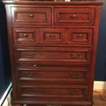 Selling: Boys 2 piece bedroom set twin with trundle