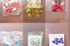 Wholesale Lots: 100 Pairs of Trendy Fashion Earrings - Trendy for profit