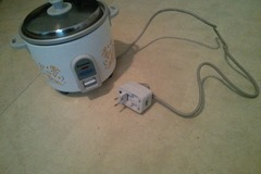 Myydään: Electric cooker