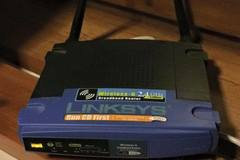 Myydään: Wifi Router