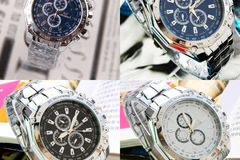 Wholesale Lots: 25 luxury stainless steel sport watches