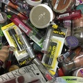 Wholesale Lots: (100) MAKEUP COSMETIC MIXED L'OREAL MAYBELLINE COVERGIRL