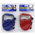 Wholesale Lots: 72 Retractable Pet Dog leash Assorted Colors $1.38 Each