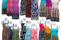 Wholesale Lots: Womans Sun Dresses - case of 72