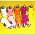 Wholesale Lots: 100 Lot USB Mini Car Charger ipod iPhone, HTC ,Samsung