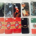 Wholesale Lots: LOT OF 50 SMART CELLPHONE CASES,IPHONE 4,5.AND MORE