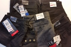 Wholesale Lots: (5) Pairs Size 12 Women's Macy's Pants and Jeans Shelfpulls