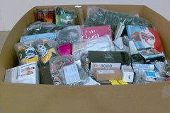 Wholesale Lots: Jewelry & Watches, General , Bath & Bedding MSRP $17,342