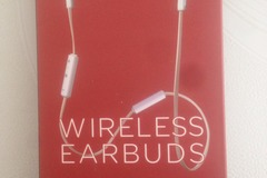 Wholesale Lots: New Bluetooth Wireless Headsets  - 10 Units Per Lot