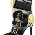 Wholesale Lots: Luxury Woman's 5 Pair Bundle Shoes