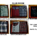 Wholesale Lots: 10 sets Mens Pajamas- New with tags