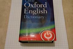 Myydään: Little Oxford English Dictionary