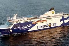Myydään: Ferry ticket to Tallinn