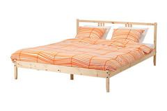 Myydään: IKEA BED AND MATTRESS