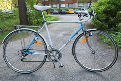 Myydään: Retro Road Bike that you will fall in love with!