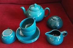 Myydään: tea set