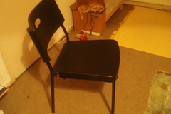 Myydään: Chairs x 2 good condition need to go quickly